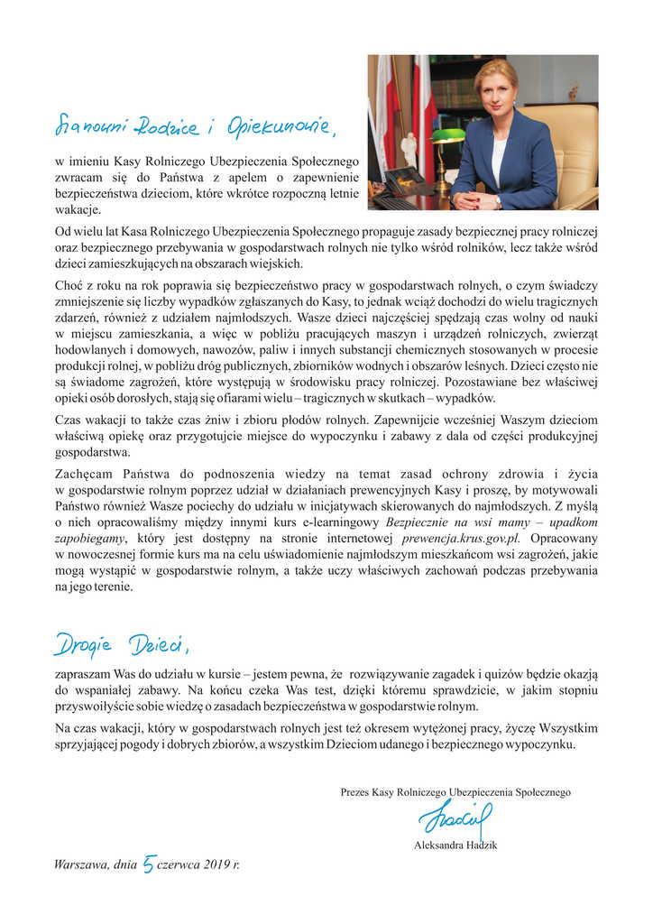 Wakacje 2019 list Pani Prezes KRUS-1.jpeg