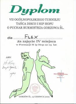 Galeria Osiągnięcia FLEX