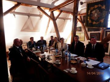 Galeria Spotkanie PSORW 14.04.2014 r.