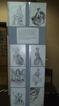 Galeria Wystawa Biblioteka