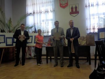Galeria Konkurs lit. - plast. Siatkówka 2014