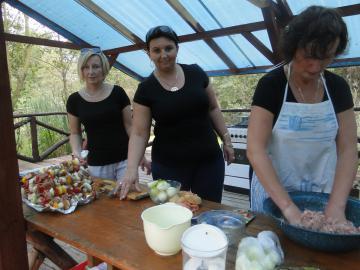 Galeria gotowanie gród
