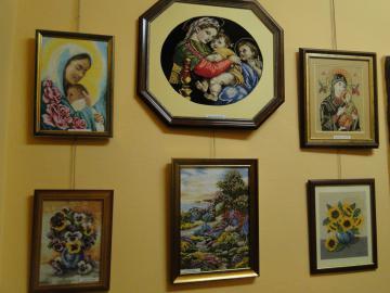 Galeria Magiczny świat haftu