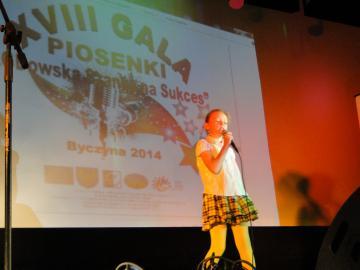 Galeria Gala pioseni 2014
