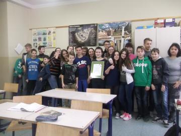 Galeria Nagroda dla Gimnazjum - Edukacja Globalna