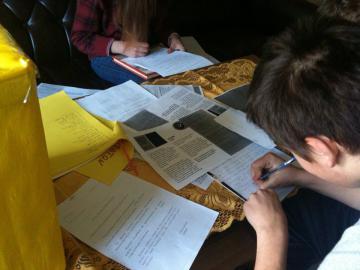 Galeria Maraton pisania listów 2014