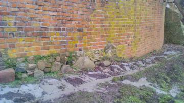 Galeria Mury obronne - realizacja