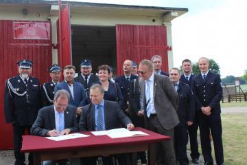 Galeria Odnowienie aktu partnerstwa z Deidesheim
