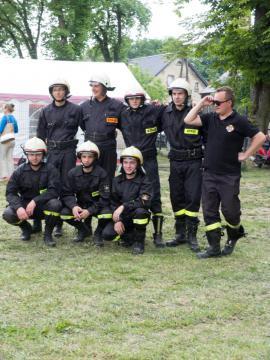 Galeria Zawody strażackie Kostów 2015