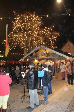 Galeria Wizyta w Deidesheim 26-29.11.2015