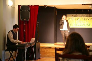 Galeria studio piosenki