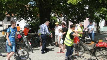 Galeria rajd rowerowy 06.2016