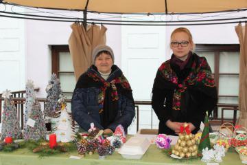 Galeria Kiermasz i Mikołaj 2016