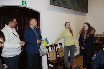 Galeria Wizyta młodzieży ukraińskiej