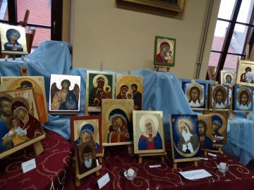 Galeria wystawa ikon