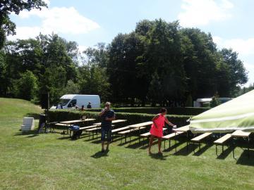 Galeria Turniej Siatkówki 2017
