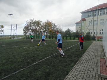 Galeria Sołecki turniej piłki nożnej 7.10.2017