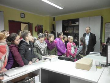 Galeria Wizyta w Urzędzie dzieci z PSP w Byczynie