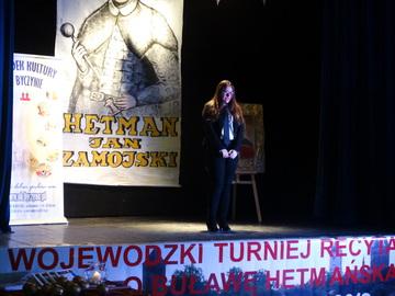 """Galeria 24. Wojewódzki Turniej Recytatorski ,,O Buławę Hetmańską"""""""